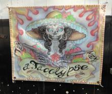 ATACOLYPSE: The Vegan Tex-Mex Snack Bar